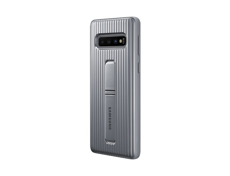 S10 Protective Standing cover - Silver