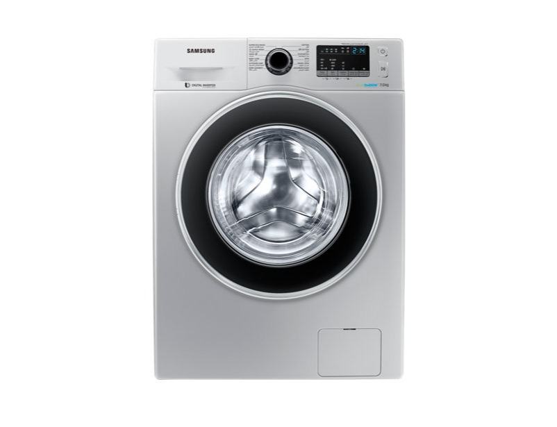 WW70J4210GS Front Loading Washing Machine with Eco Bubble technology, 7 kg