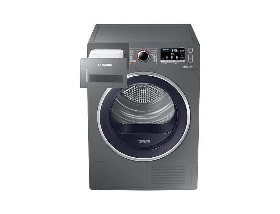 DV80M5010QX Dryer with Heatpump (8Kg)