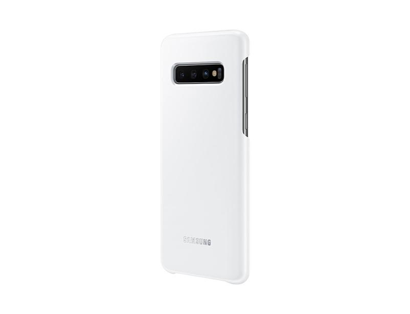 S10 LED back cover - White