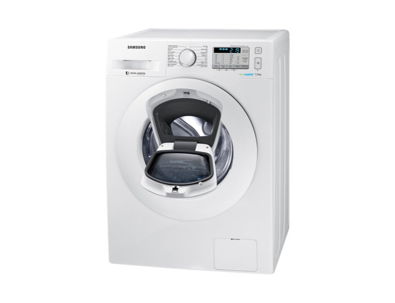 WW70K5213YW Front Loading Washing Machine with AddWash, 7 kg