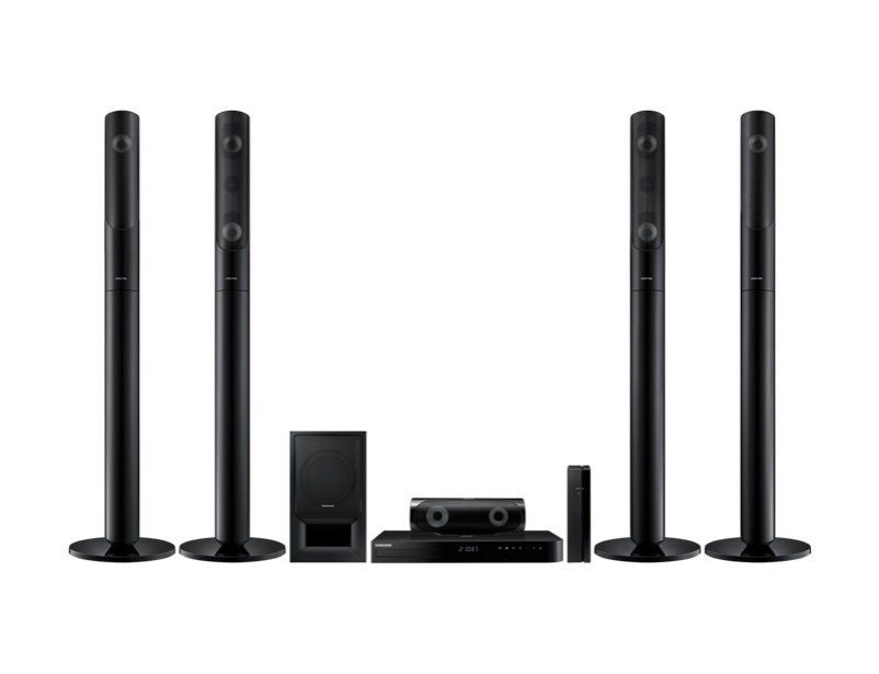 HT-J5550WK/ZN - 500 W 5.1. Ch Blu-ray Home Theater System J5550W