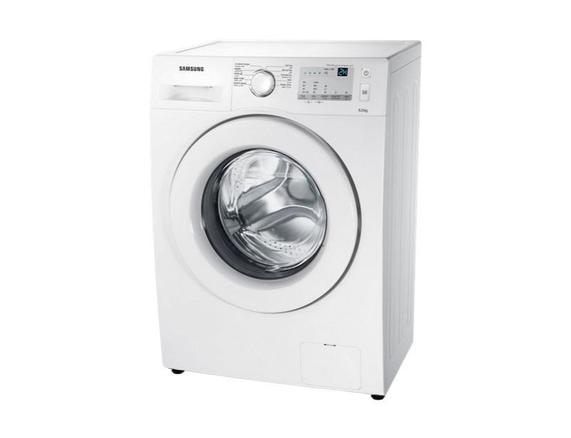 WW60J3083LW Front Loading Washing Machine with Diamond Drum, 6 kg