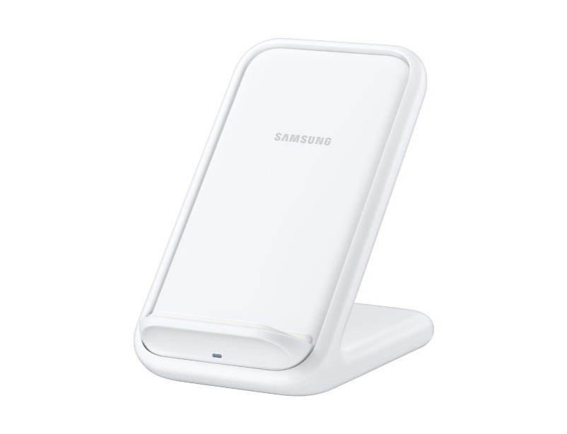 Power - Wireless Charger Stand - White