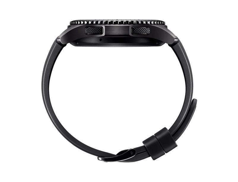 Samsung Gear S3 Frontier + Gear Icon X Bundle