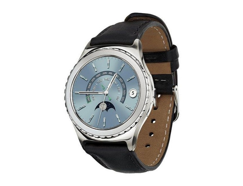 SAMSUNG GALAXY GEAR S2 CLASSIC SM-R732 SMART WATCH PLATINUM