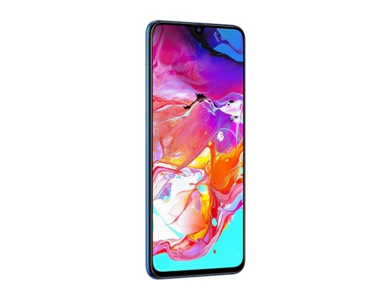 Galaxy A70 - Blue