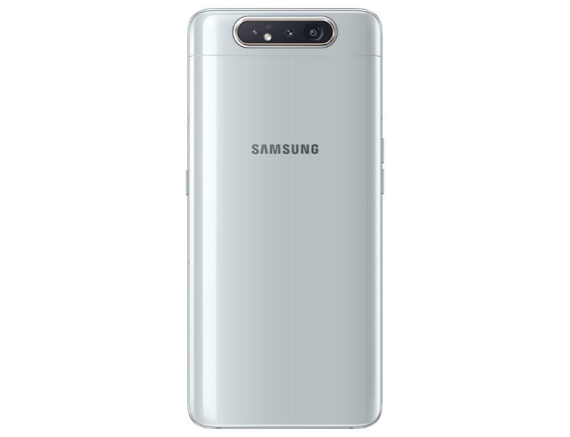 Galaxy A80 - Silver
