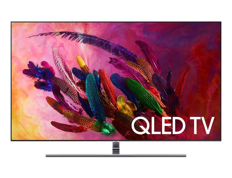 """Q7F Flat Smart 4K QLED TV (2018) 75"""" inch"""