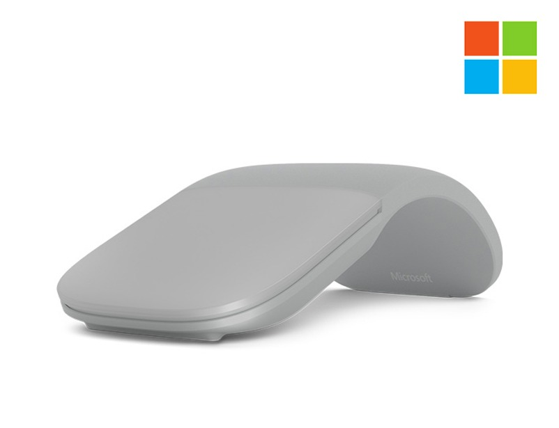 Surface Arc Mouse - LIGHT GREY
