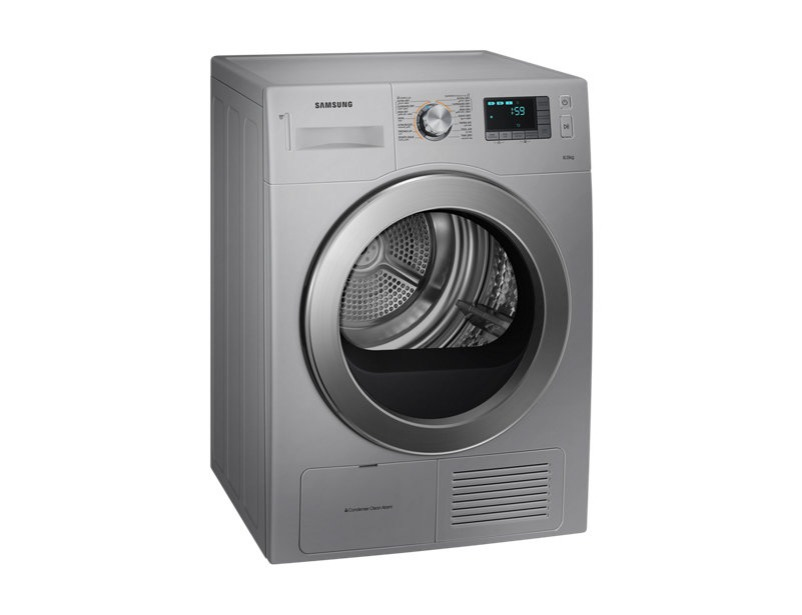 DV80H4000CS Dryer with Smart Check, 8 Kg
