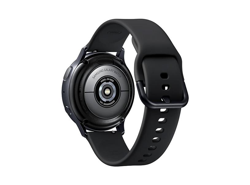 Galaxy Watch Active 2 (40mm) AQUA BLACK- Aluminium