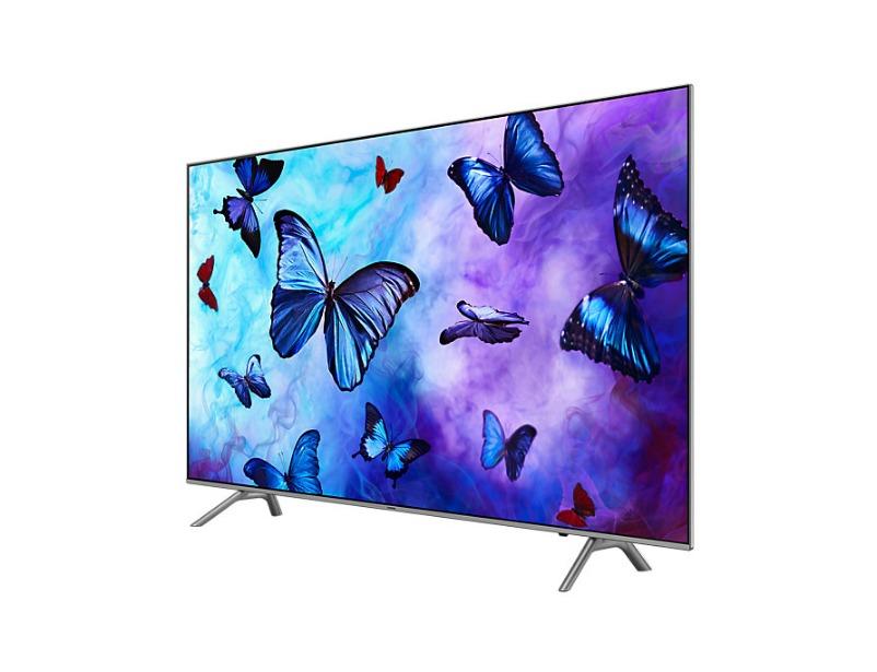 "Q6F 4K Flat Smart 4K QLED TV  75"" inch"
