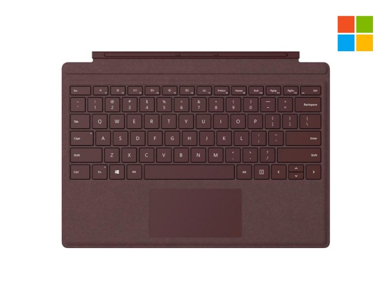 SURFACE PRO SIGNATURE TYPE COVER - Burgundy