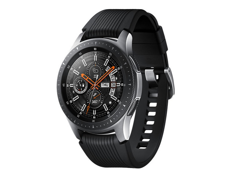 "Galaxy Watch 1.3"" BT Black-Silver"