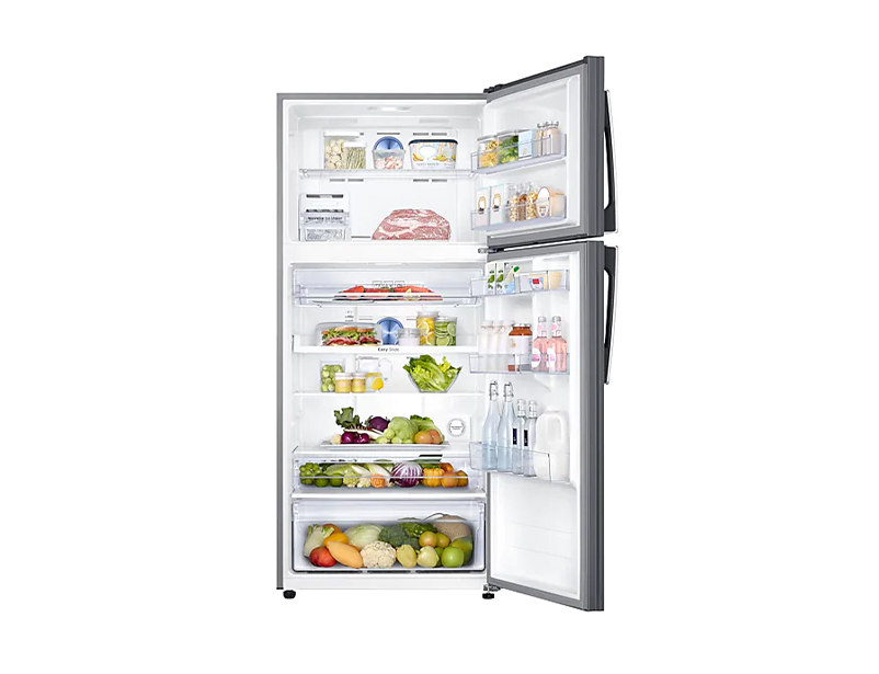 RT72K6357SL Top mount freezer with Twin Cooling, 720L