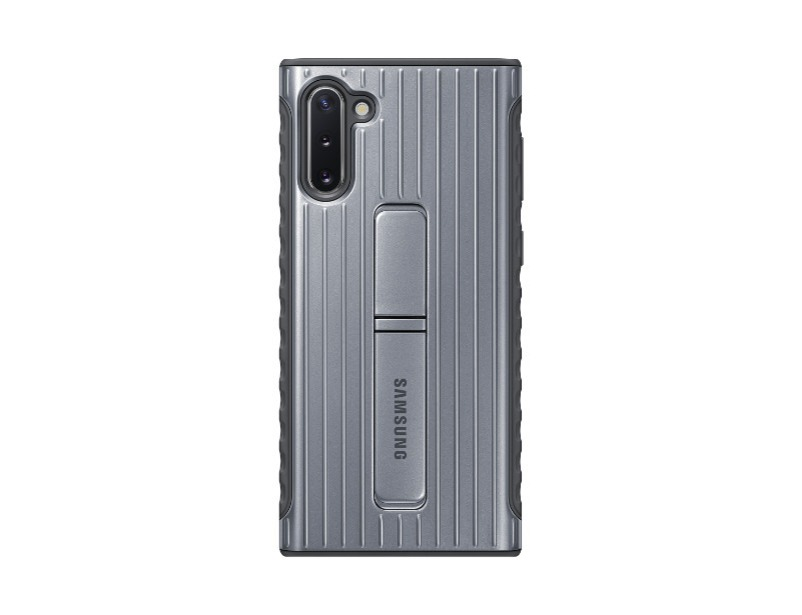 Note 10 Protective Cover - Silver