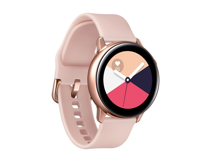 Galaxy Active - Rose Gold