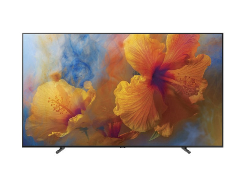 Q9F SAMSUNG QLED FLAT TV