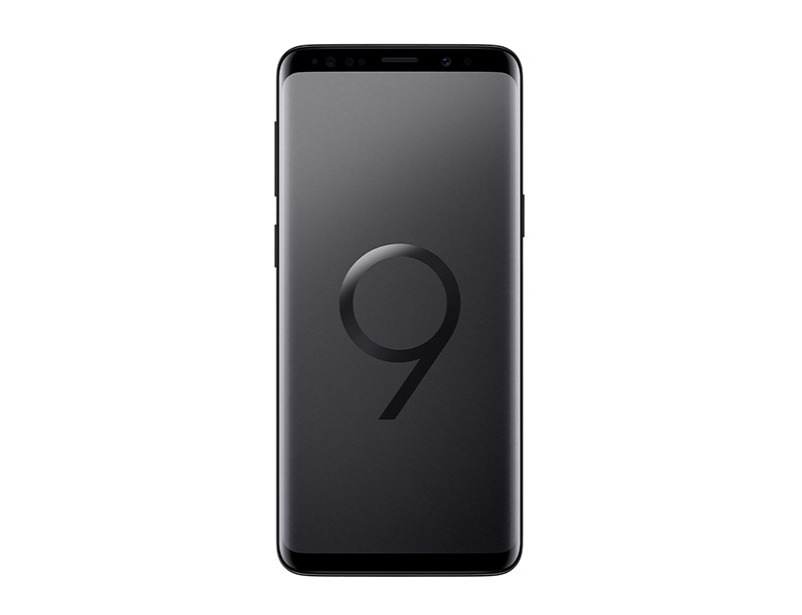 Galaxy S9 (64GB) - ABSOLUTE BLACK