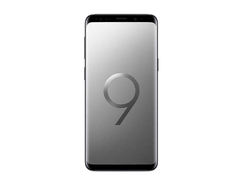 Galaxy S9 (64GB) - Platinum Gray