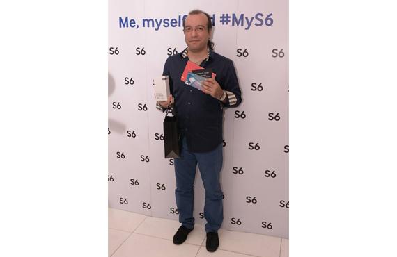 Samsung Galaxy S6|S6 edge Midnight launch