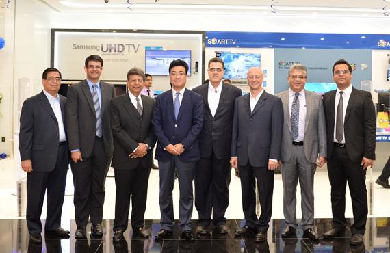 Samsung Brand Shop - Mall of Emirates