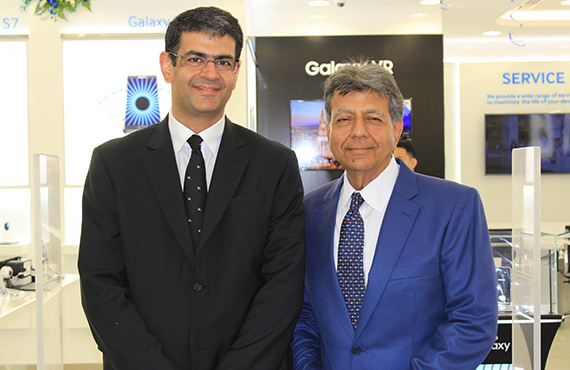 Jacky's Retail LLC Opened its latest Samsung Brand Shop