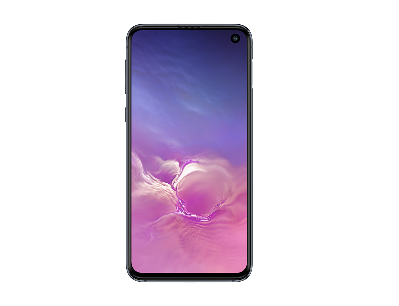 Galaxy S10e 128GB - Black