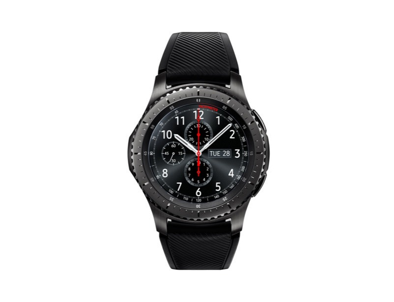 Samsung Gear S3 Frontier + Gear Icon X Bundle