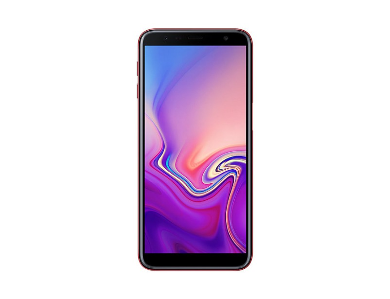 Galaxy J6+  (32GB) Red