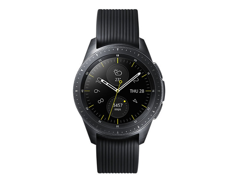"Galaxy Watch 1.2"" BT Black"