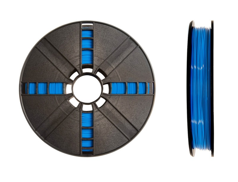 MAKERBOT LARGE TRUE BLUE PLA, .9 KG. [2.0 LBS.]