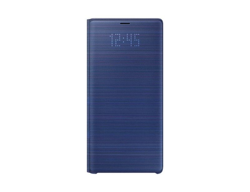Note 9 LED View cover - Blue