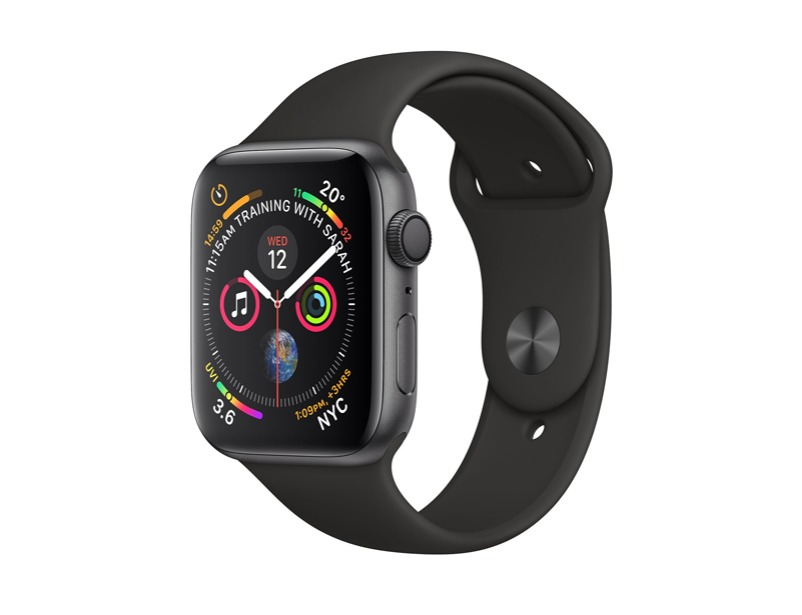 Apple Watch Series 4 GPS 40mm Aluminum Case Space Gray