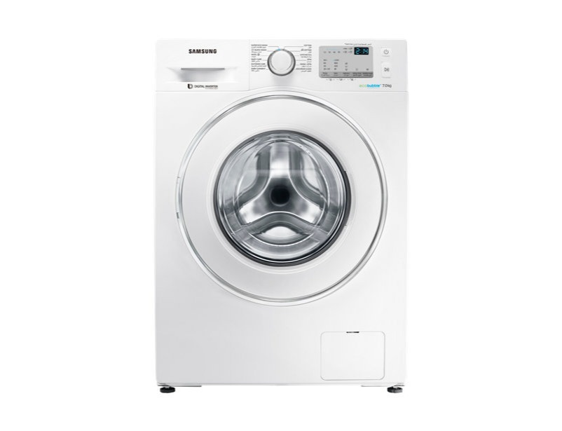 WW70J4213IW Front Loading Washing Machine with Eco Bubble technology, 7 kg