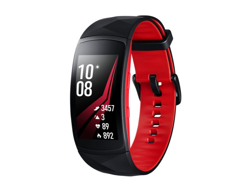 GEAR FIT2 PRO - LARGE (Red)