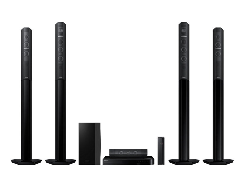 HT-J7750W 1,330 W Smart Blu-ray Home Theatre System