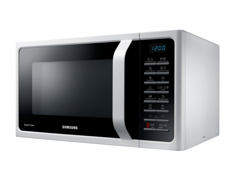Samsung Mc28h5015aw Convection Mwo With Healthy Cooking