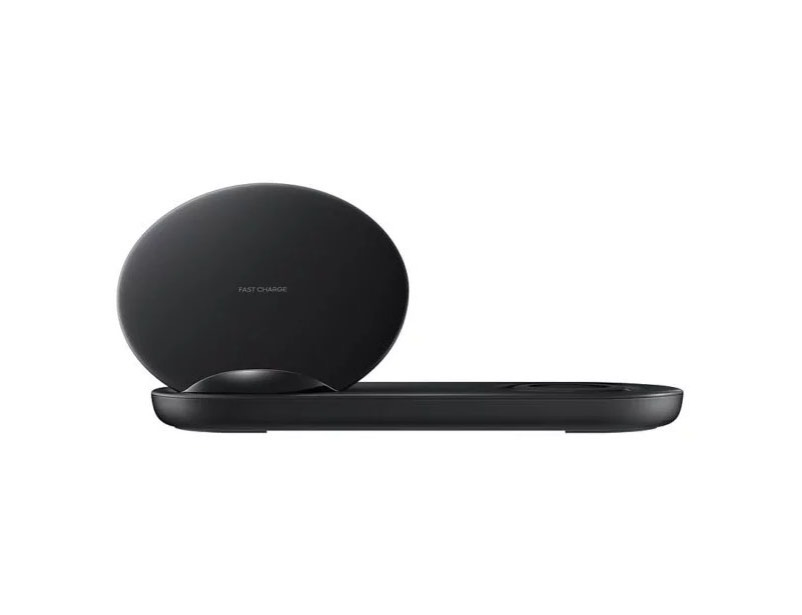 Multi Wireless Charger Stand  with T/A - Black