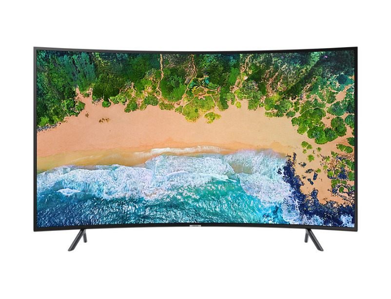 "UHD 4K Curved Smart TV NU7300 Series 7 55"" inch"