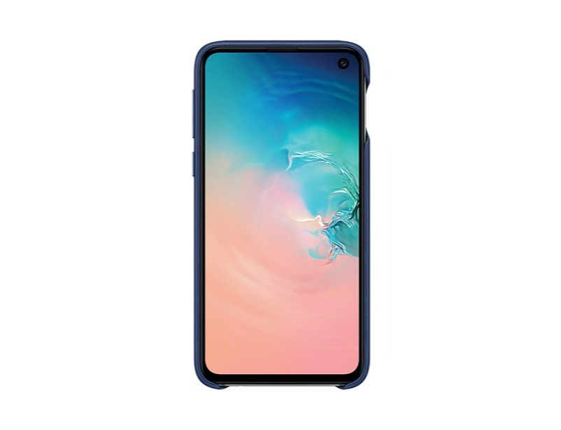 S10 E Leather cover - Navy