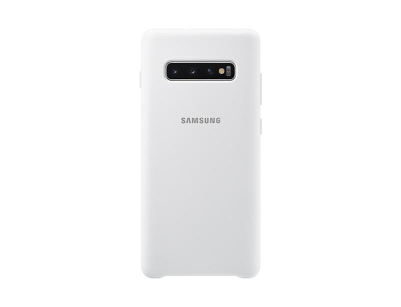 S10 PLUS Silicon cover - White