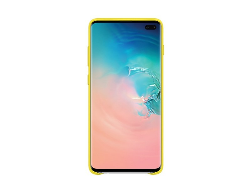 S10 PLUS Leather cover - Yellow