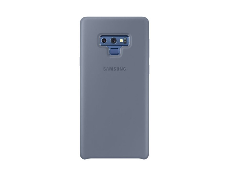 Note 9 Silicon cover - Gray