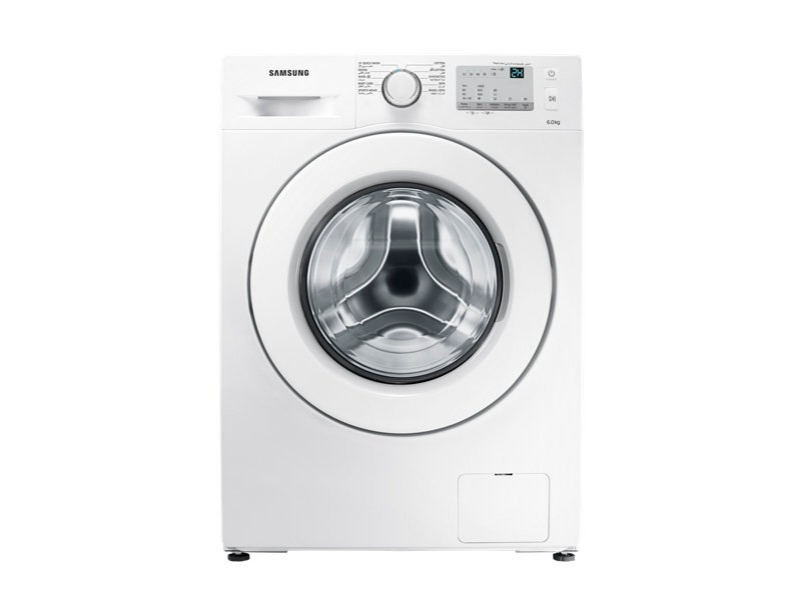WW60J3083LW Front Loading Washing Machine with Diamond Drum, 6 kg
