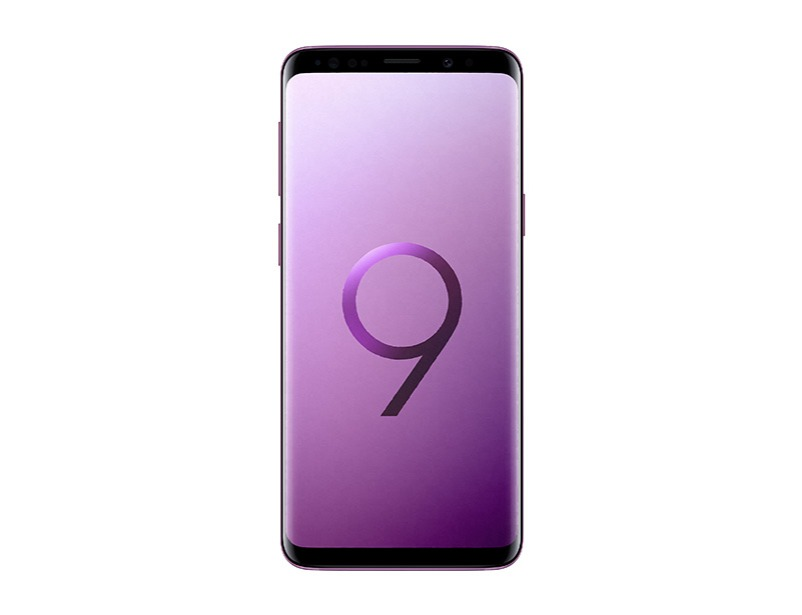 Galaxy S9 (64GB) - Lilac Purple