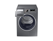 DV80M5010QX Dryer with Heatpump (8Kg)